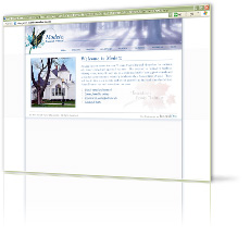 Funeral Home Web Site Design, Funeral Home Marketing